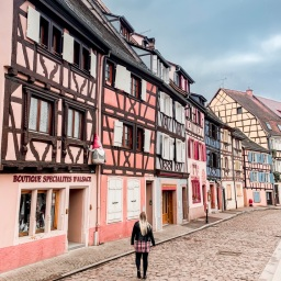 Colmar – The Town of Fairytales…