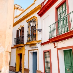 Postcards From Seville, Spain.