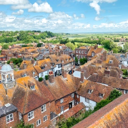 A Day in Rye, East Sussex.