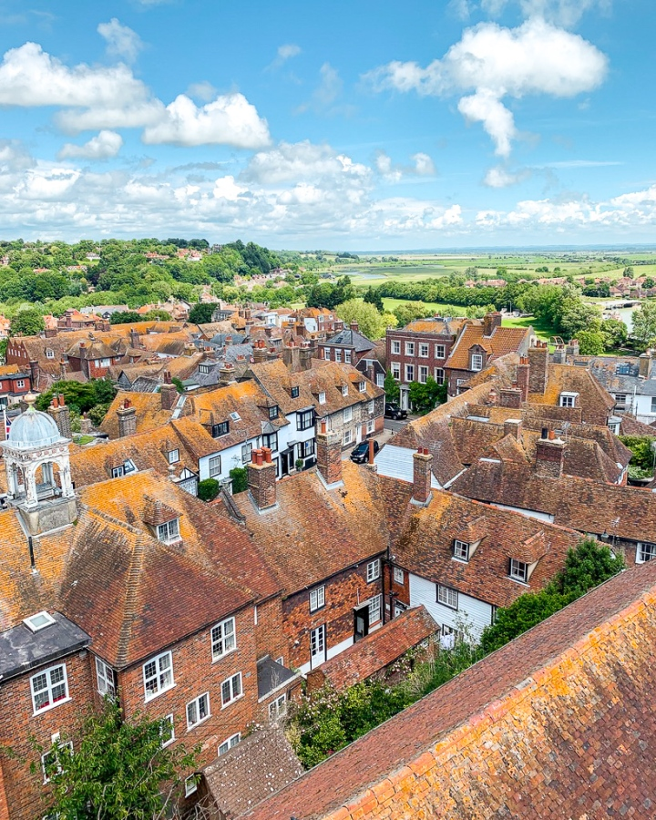 A Day in Rye, EastSussex.