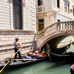 Postcards from Venice, Italy
