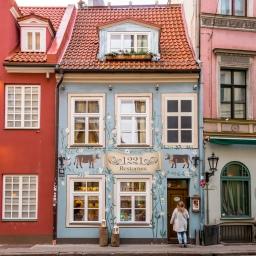 Postcards From Riga, Latvia.