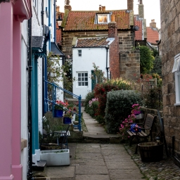A Cosy Weekend Away in Robin Hood's Bay.